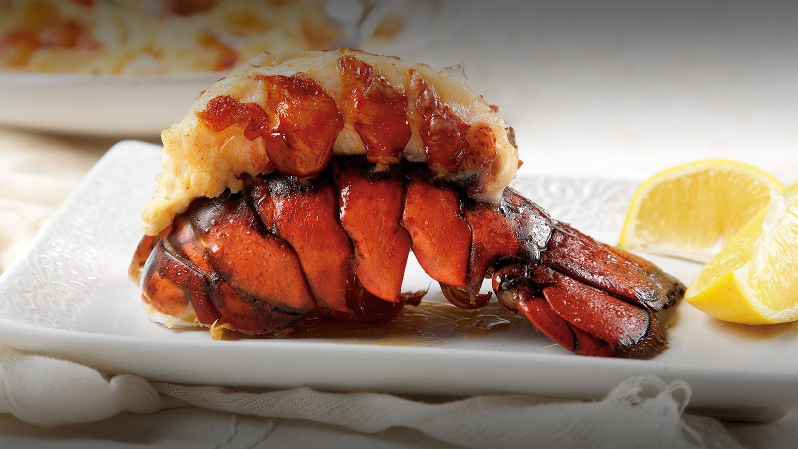 Wild North Atlantic Lobster Tail