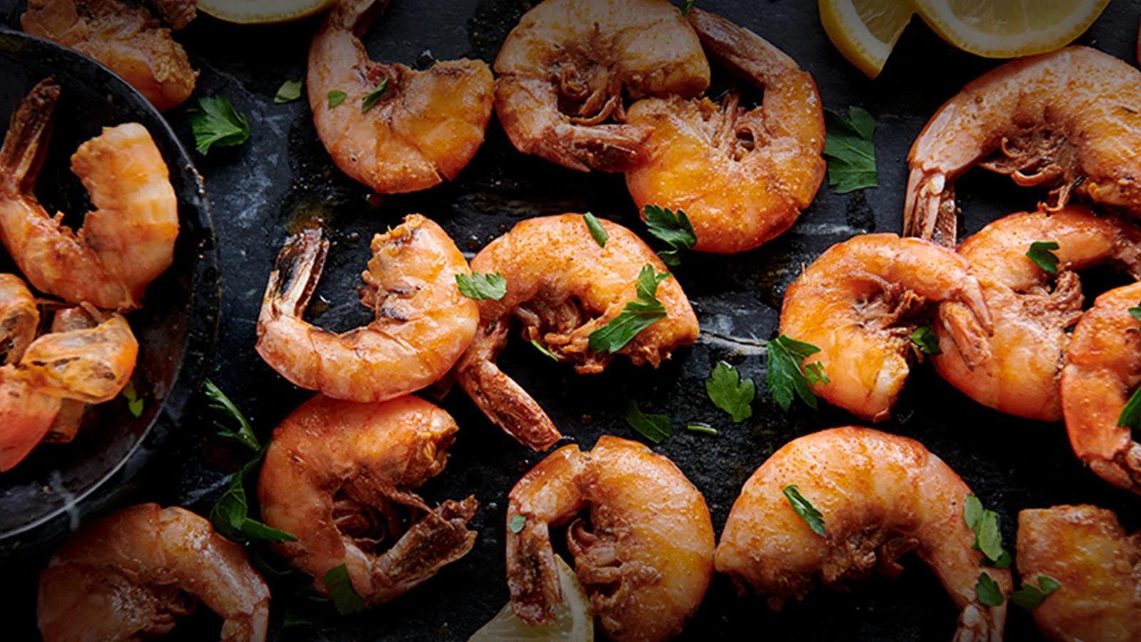 21-25 Per Pound Wild American Shrimp