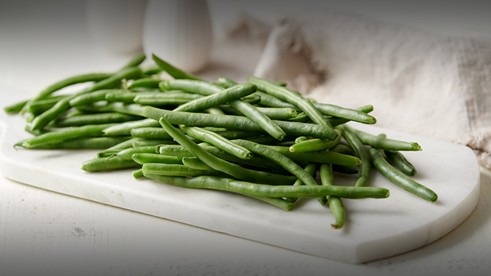 Snipped Green Beans