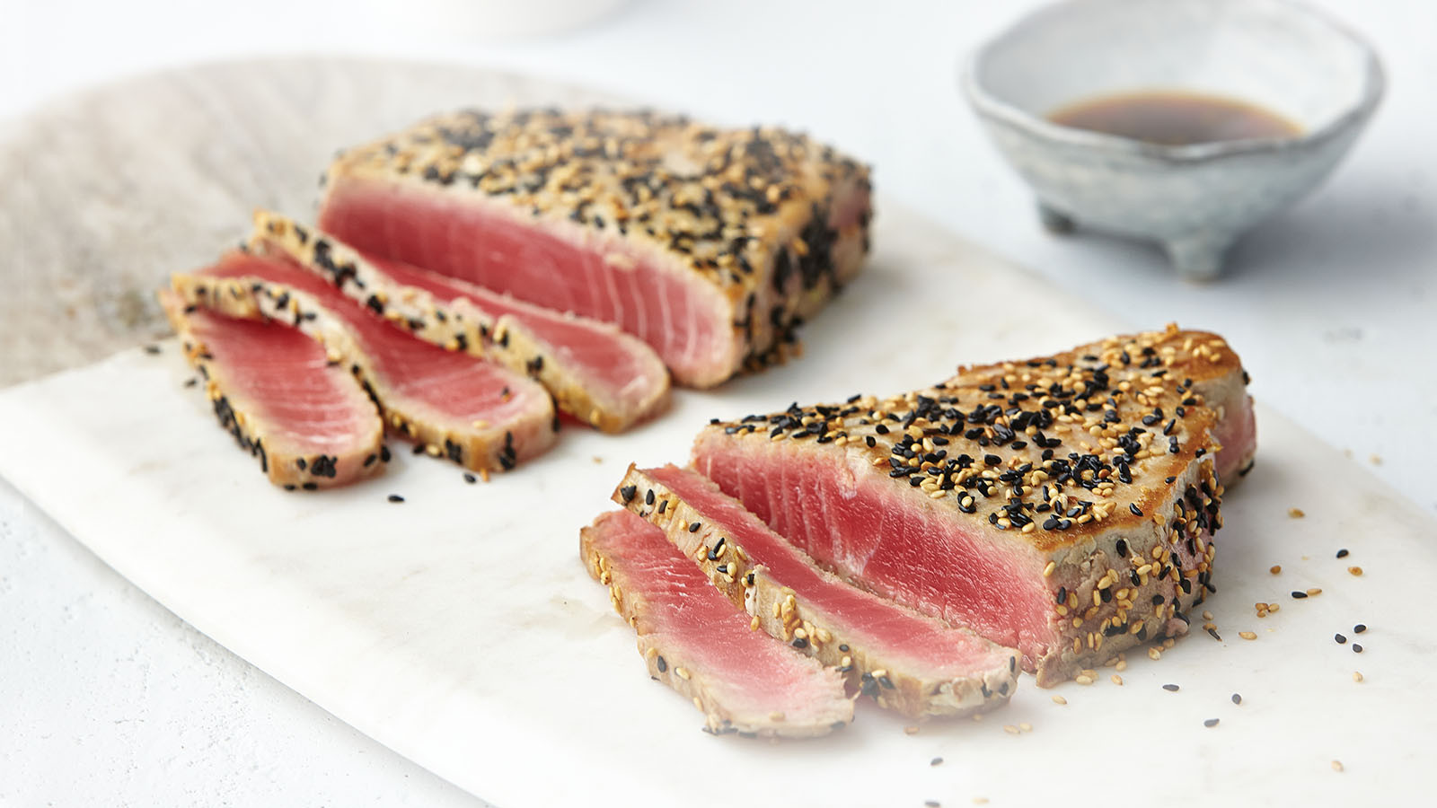 Wild Sashimi Tuna Steak