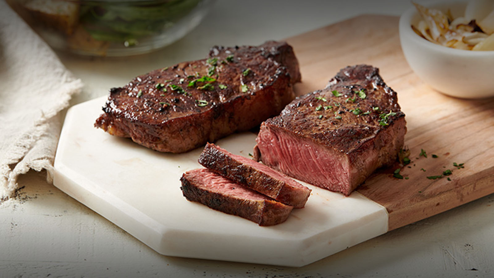 First Cut New York Strip Steak
