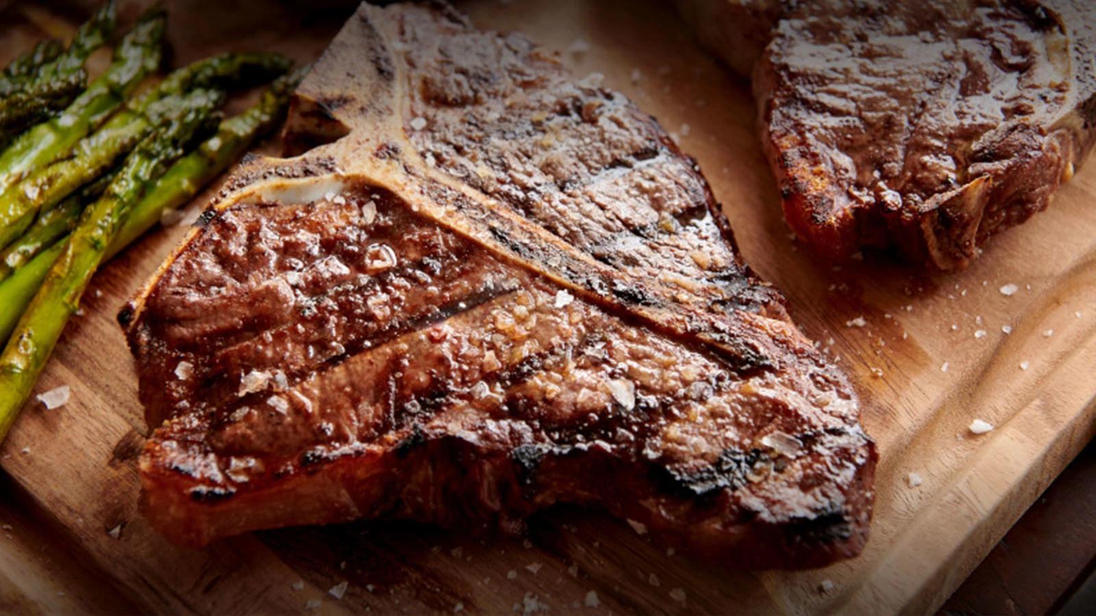 Premium Choice Porterhouse Steak